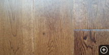 Lushwood Walnut Stained Oak | Click to Enlarge